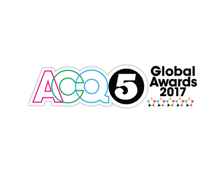 ACQ5 Global Awards 2017