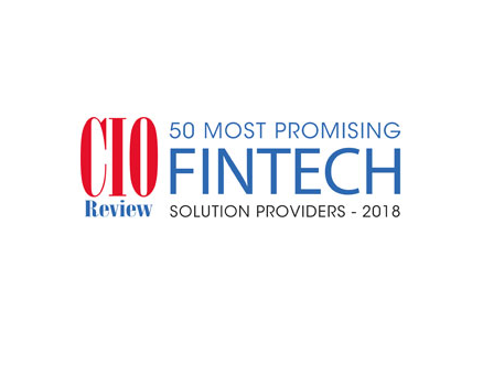 50 most promising fintech solution provider award